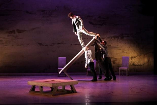 dancefirst: Compagnie Accrorap – The Roots