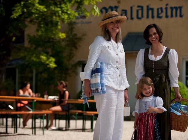 Waldheim Biergarten