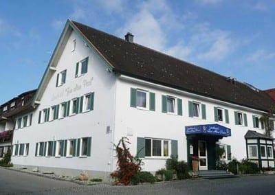 Landhotel zur Alten Post Hofstetten zwischen Landsberg und Ammersee