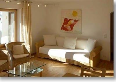 Detailansicht Apartment Oberfeld Starnberg