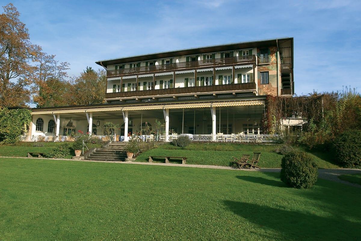 Tagung Golfhotel Kaiserin Elisabeth Feldafing, Starnberger See