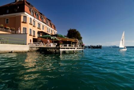 Restaurant im Hotel Schloss Berg Starnberger See
