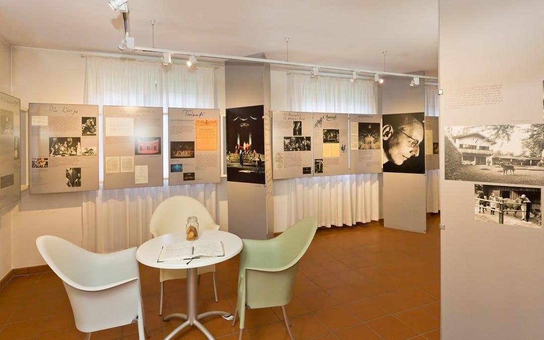 neue Öffnungszeiten Carl Orff Museum Diessen