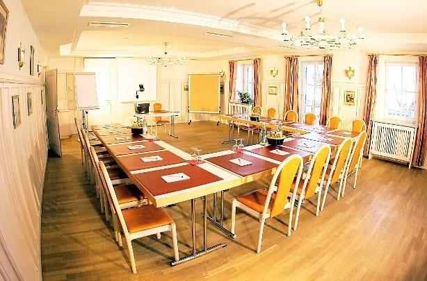 Tagungsraum im Hotel Seehof in Herrsching am Ammersee