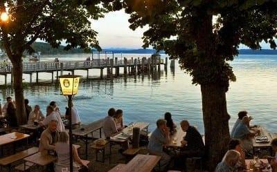 REstaurant und Biergarten Seehof Herrsching