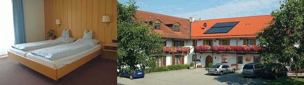 Pension Geierhof am Woerthsee