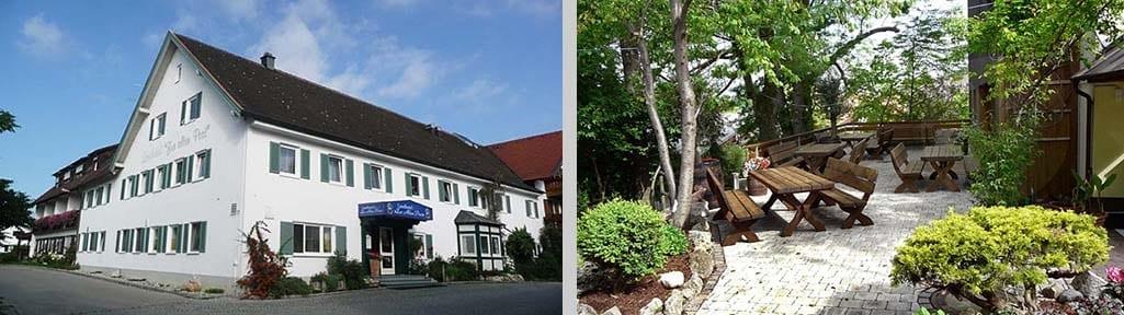 Landhotel zur Alten Post Ammersee