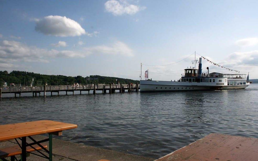 Leinen los – die Seenschifffahrt startet wieder an Ostern