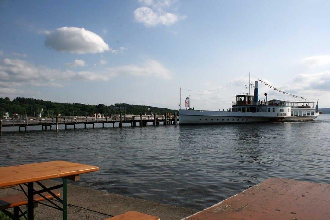 Bayerische Seenschifffahrt Ammersee und Starnberger See
