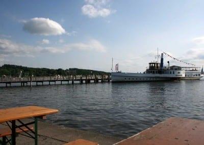 Leinen fest – die Seenschifffahrt startet nicht an Ostern