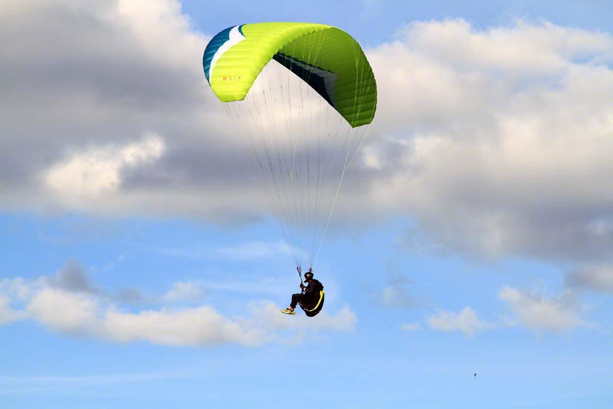 Paragliding Tegernsee