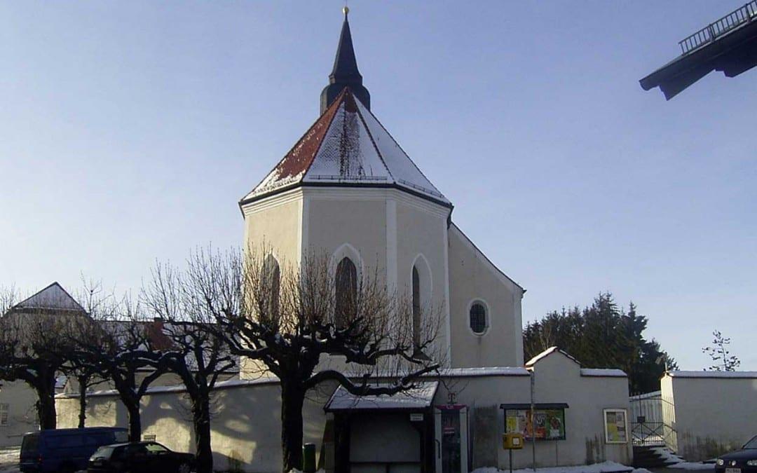 Kreuzwegstation Aufkirchen