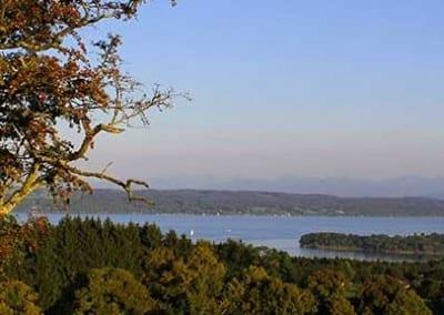 Ilkahöhe Tutzing Starnberger See