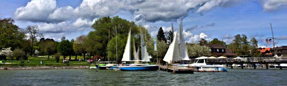 rent a boat at lake ammersee