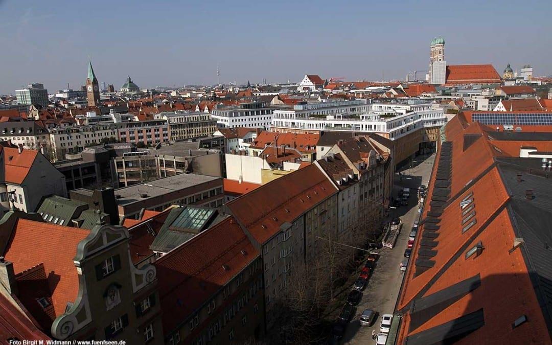 Das Münchner Stadtgründungsfest