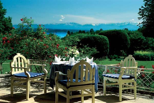 Die schönste Terrasse am Starnberger See öffnet am 22.03.2021