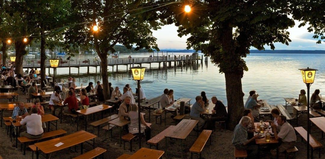 Seehof Restaurant Herrsching am Ammersee