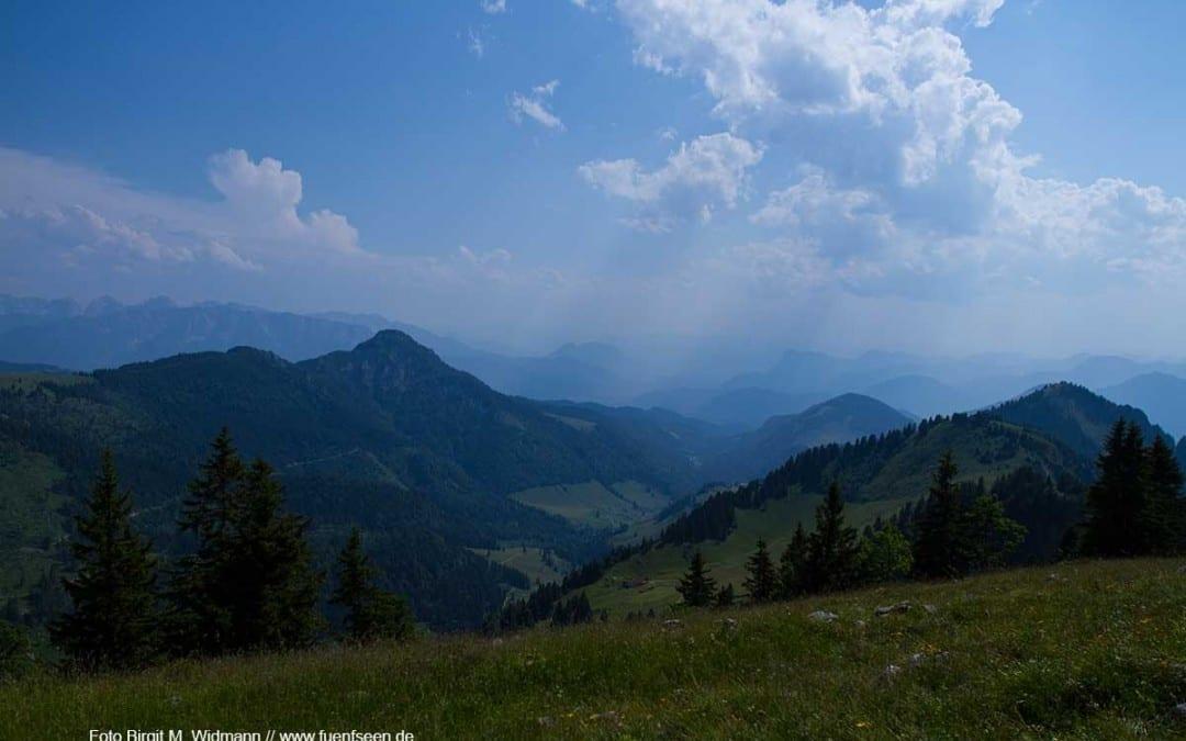Wandertipp: Hochries