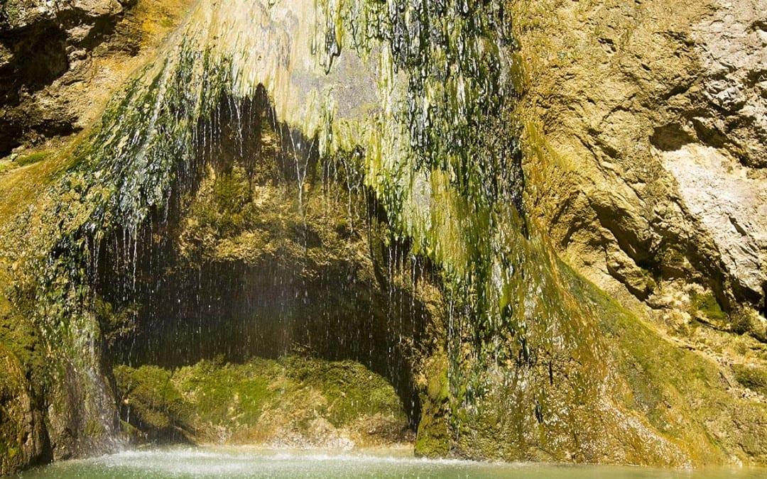 Wandertipp der Plötz Wasserfall