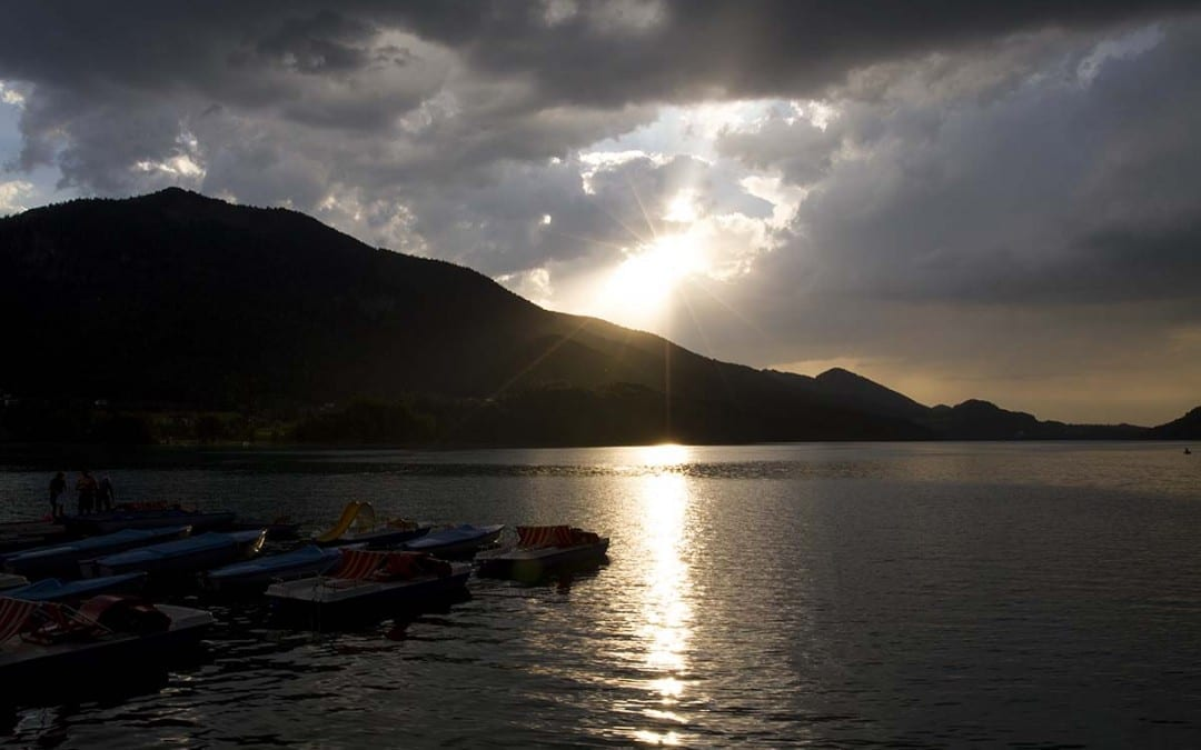 Fuschlsee und Starnberger See