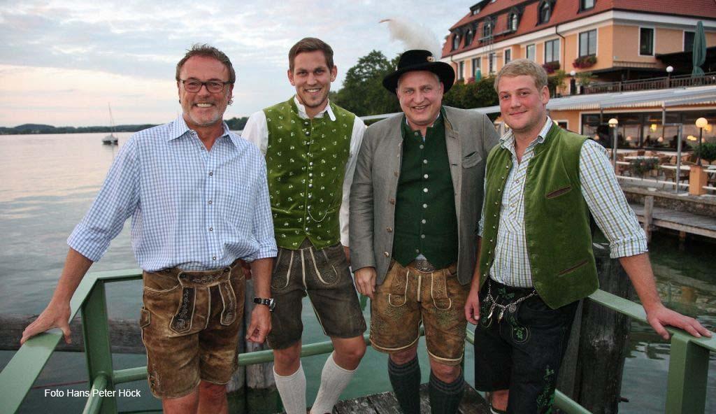 Warum wir die Wiesn so lieben am Starnberger See