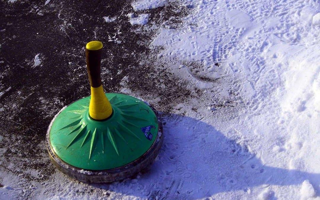 Eisstockschießen am Ammersee