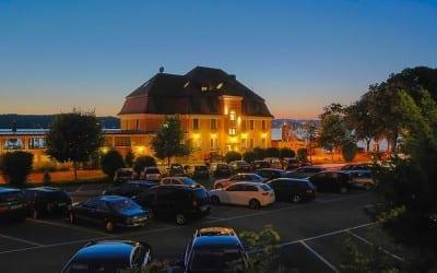 Frühlingserwachen Hotel Schloss Berg