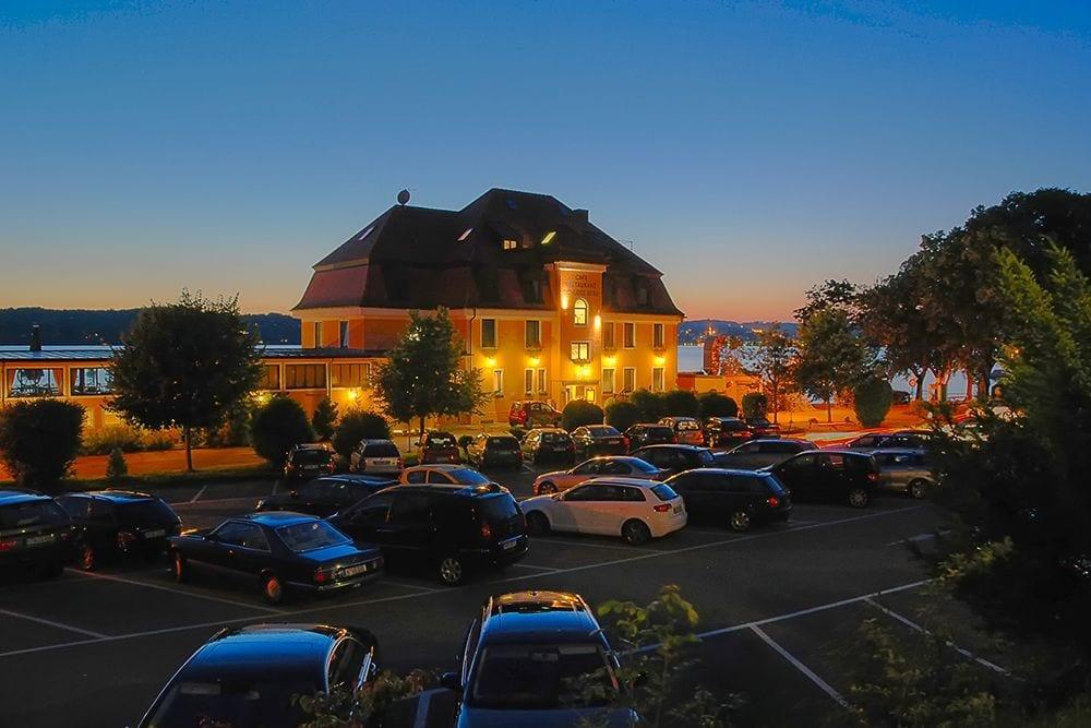 Hotel Schloss Berg am Starnberger see in Bayern