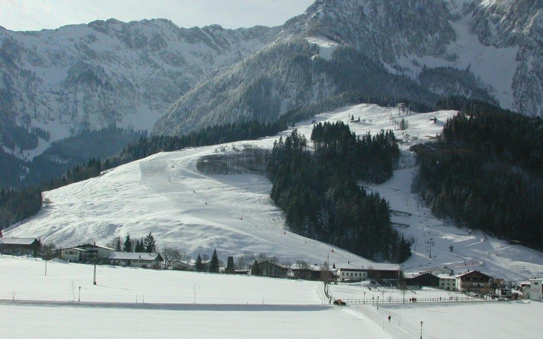 Webcams wo der Schnee ist zum Skifahrn