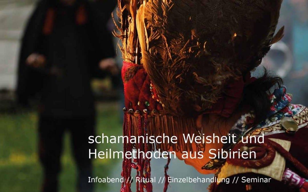 Feuerritual und schamanisches Seminar