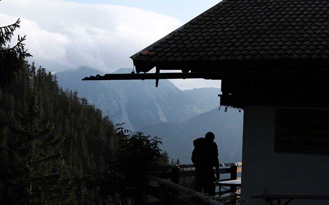 Berghütten Kochelsee