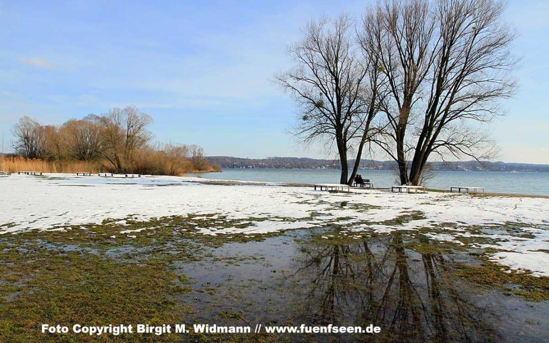 Auszeit an den bayerischen Seen