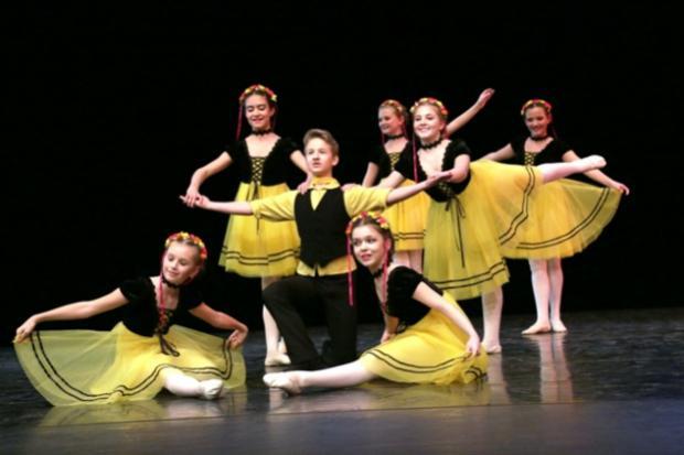 21. Deutscher Ballettwettbewerb und Steppdancecup