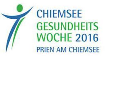 Chiemsee Gesundheitswoche 16. – 23. April 2016