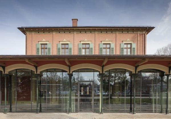 Fotoausstellung ALTE UND NEUE ARCHITEKTUR IN FELDAFING