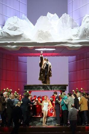 Bayerische Staatsoper: Die Sache Makropulos