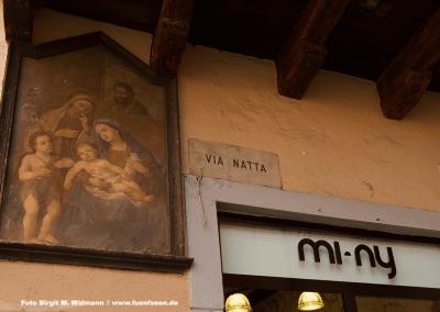 Bild in Fassade Como