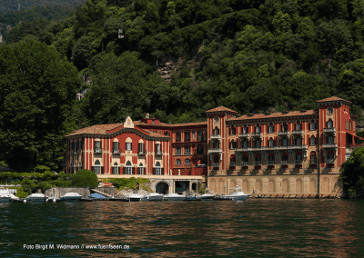 Villa Gallia am Comer See