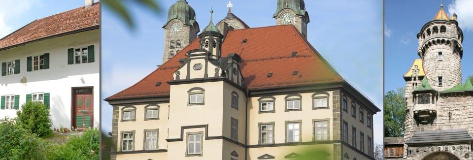 RW26 Landsberg Stadt und die Lechauen