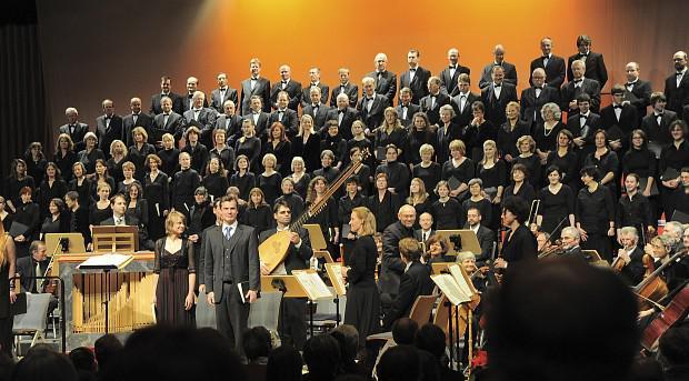 BACHChor & Orchester Fürstenfeldbruck: Goethe-Vertonungen im 19. Jahrhundert
