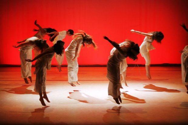 Präsentation tanzpädagogischer Projekte, Dancefirst, 19.07.2016