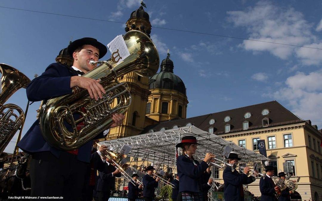 Festival 500 Jahre Bayerisches Reinheitsgebot 2016