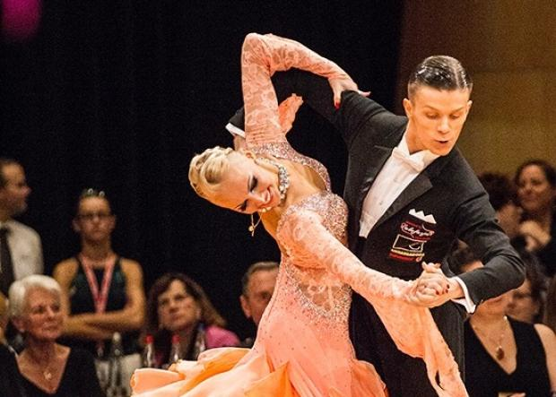 Bayerische Tanzmeisterschaft Standard S und Sen. I S mit Galaball