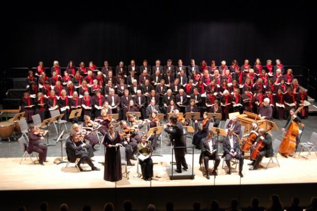 Philharmonischer Chor Fürstenfeldbruck: J.S. Bach – Weihnachtsoratorium