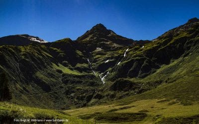 meditative Wanderung Gasteiner Tal