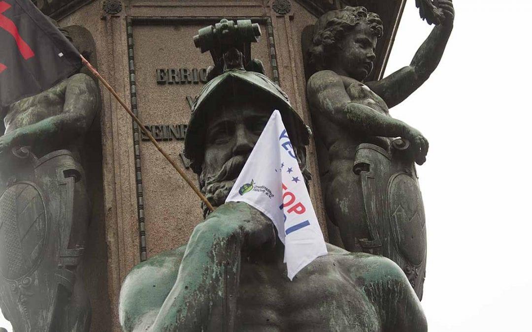 Demo TTIP und CETA in München