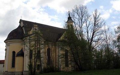 Wallfahrtskirche St. Rasso Grafrath