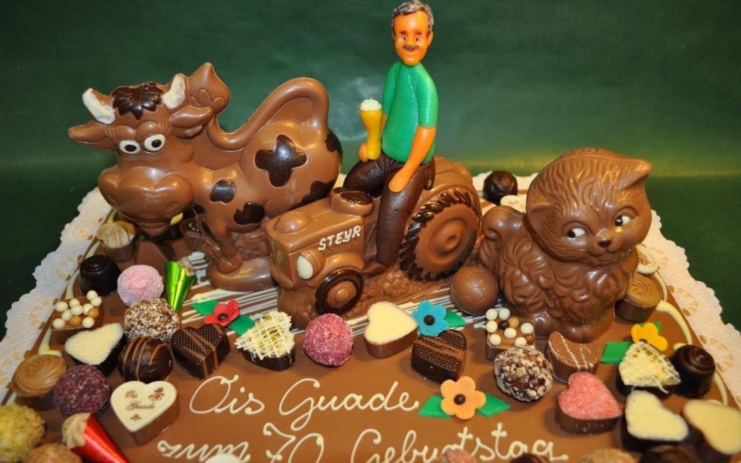 Münchner Schokolade