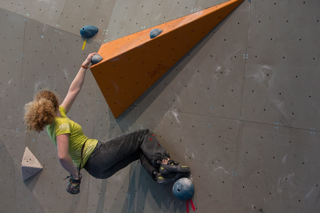 bayerische Bouldermeisterschaft auf der free