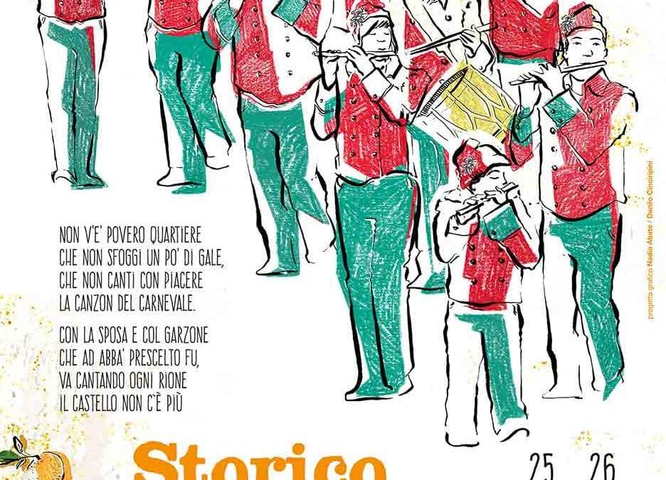 Karneval mal anders in Italien